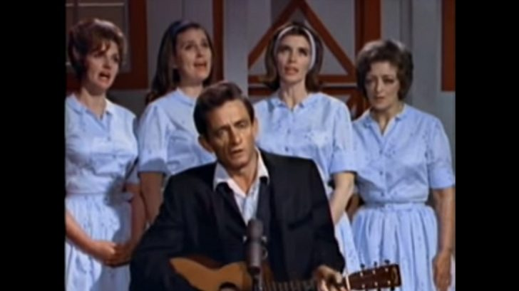 Johnny Cash And The Carter Family Team Up For Iconic Easter Tune ...