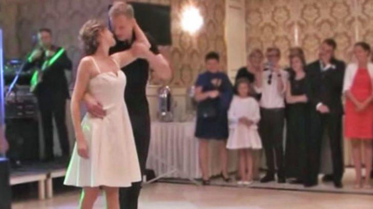 U Tube Wedding Dances.Bride Groom Channel Dirty Dancing For Most Extraordinary Wedding