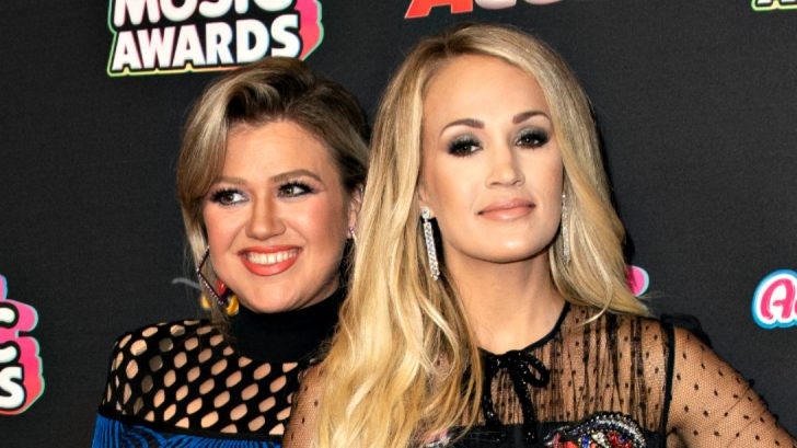 Kelly Clarkson Speaks Out About Rumored Feud With Carrie