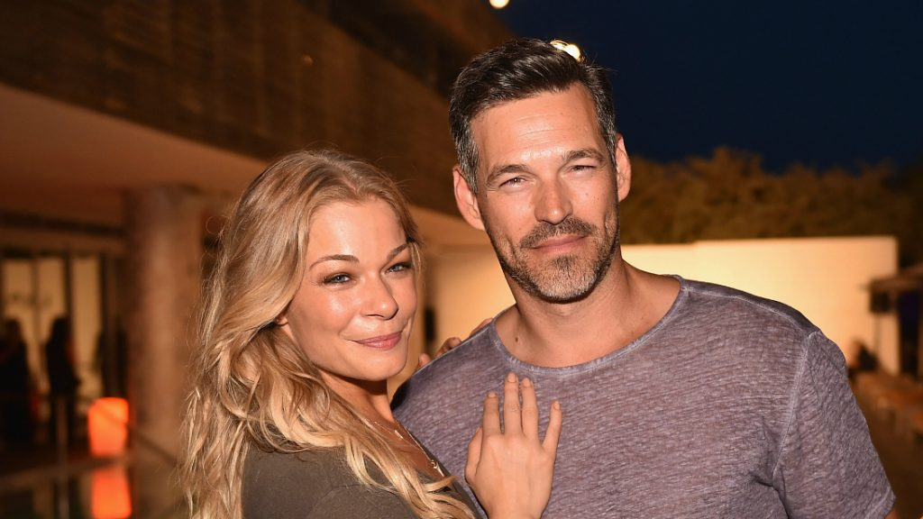 Eddie Cibrian Says LeAnn Rimes Wants to Have a Baby Girl