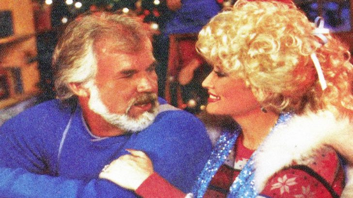 Kenny And Dolly Christmas.Dolly Kenny S Christmas To Remember Duet Will Have You