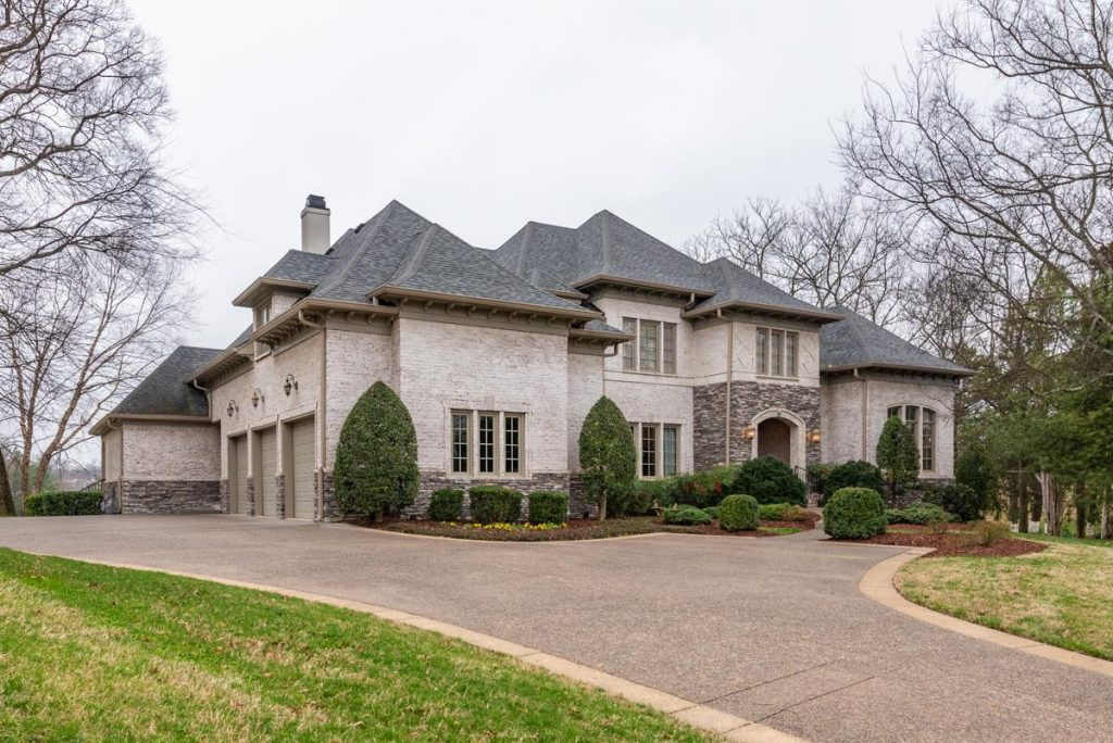 Look Inside Carrie Underwood S Gorgeous Nashville Mansion
