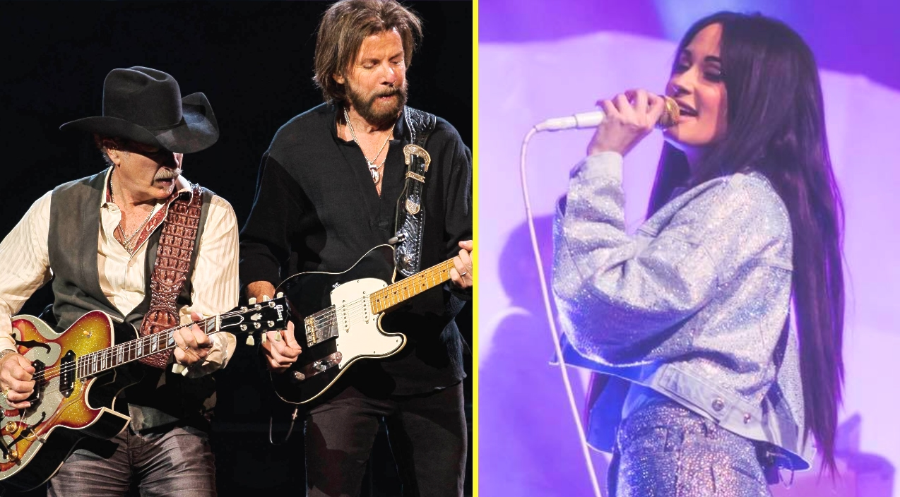 Kacey Musgraves Teams Up With Brooks Amp Dunn For Magical