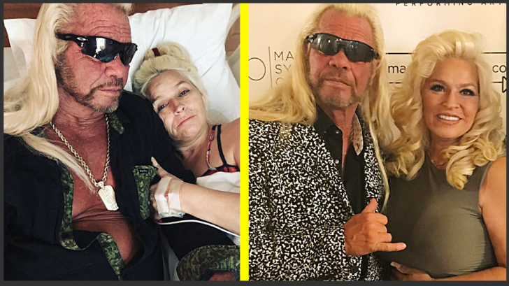 Dog The Bounty Hunter S Wife Beth Chapman Dies At 51 Country