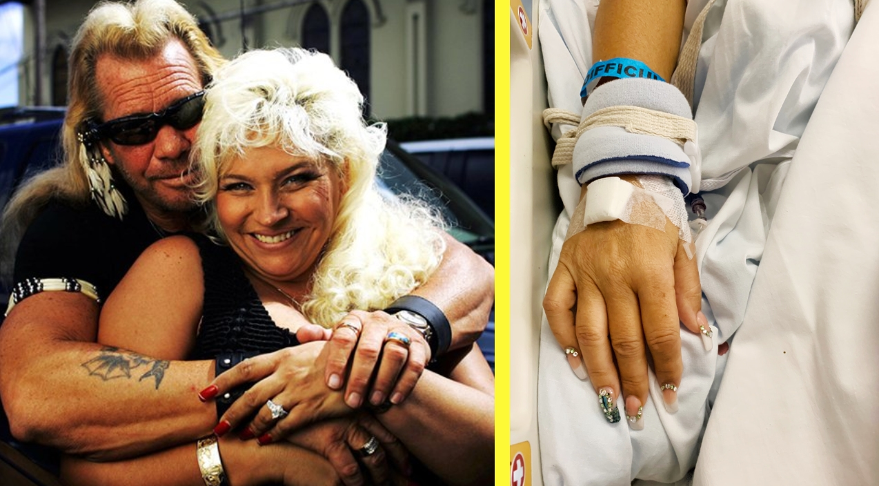 Duane Dog Chapman, He is in the hospital The Stress of the