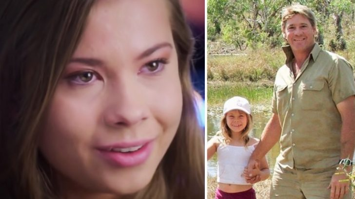 Bindi Irwin Still Cries About Dad Steve Irwin S Death Country Music Family