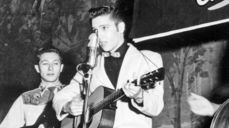 Just Weeks After Casting Elvis, New Film About 'The King' Gets