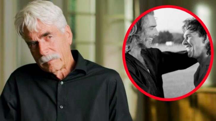 Sam Elliott Remembers 'Road House' Co-Star Patrick Swayze In New