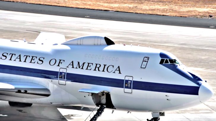 The Military S 223 Million Doomsday Plane That Can Survive A