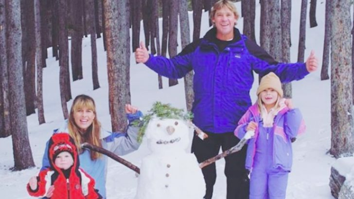Steve Irwin S Widow Kids Write Notes To Remember Him On Death Anniversary Country Music Family