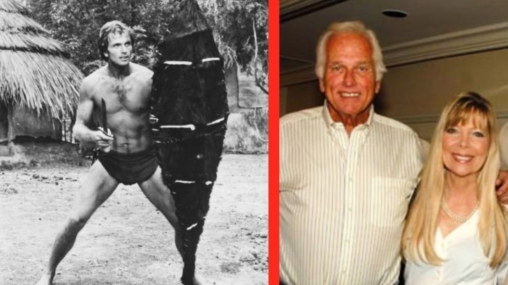 Wife Of 1960s Tarzan Star Ron Ely Stabbed To Death At